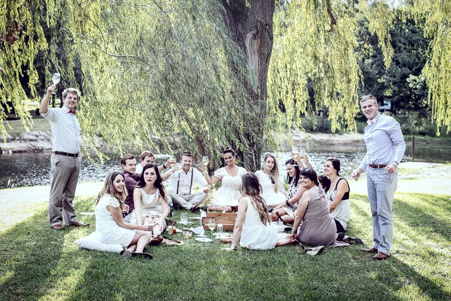 Greyton Wedding Venue On Elandskloof Guest Farm With Self Catering Cottages Western Cape South Africa