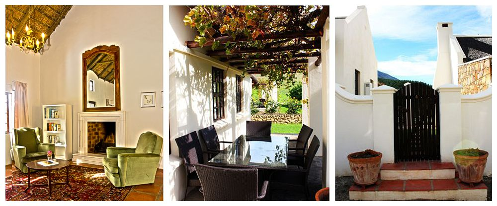 greyton guest farm self-catering cottages cape south africa